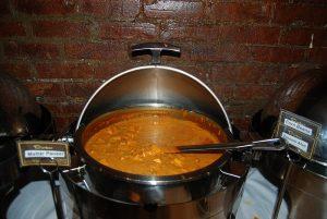 indian-lunch-buffet-nyc-mattar-paneer